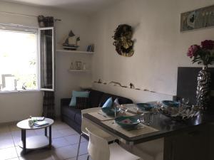Appartement Au Grau Du Roi, Appartamenti  Le Grau-du-Roi - big - 16