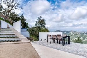 Magnificent contemporary villa Esterel Massif, Виллы  Фрежюс - big - 15