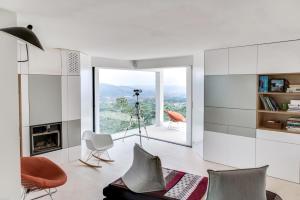 Magnificent contemporary villa Esterel Massif, Виллы  Фрежюс - big - 37