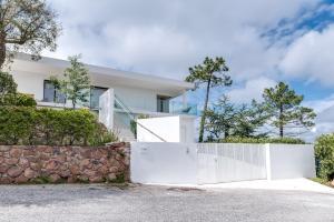 Magnificent contemporary villa Esterel Massif, Villen  Fréjus - big - 11