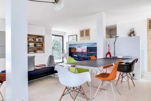 Magnificent contemporary villa Esterel Massif, Виллы  Фрежюс - big - 8