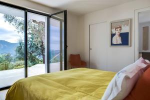 Magnificent contemporary villa Esterel Massif, Villen  Fréjus - big - 25