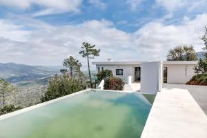 Magnificent contemporary villa Esterel Massif, Виллы  Фрежюс - big - 4