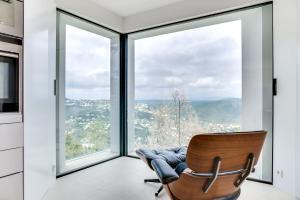 Magnificent contemporary villa Esterel Massif, Villen  Fréjus - big - 3