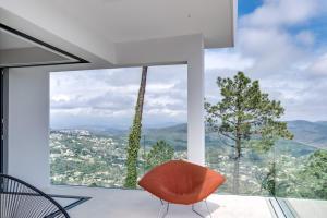 Magnificent contemporary villa Esterel Massif, Villen  Fréjus - big - 19