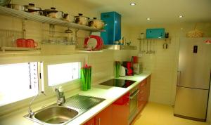 Oasis Fañabe III, Apartments  Adeje - big - 32