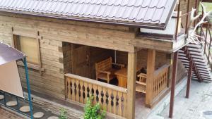 Гостевой дом Кругосвет - фото 9