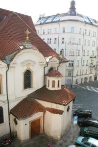 Apartment Lea, Appartamenti  Praga - big - 4