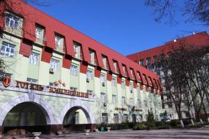 Отель Юбилейный - фото 3