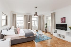 شقق وسط براغ  (Prague Center Apartments)