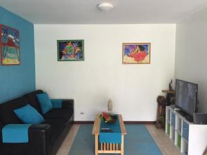 Bora Faretai love, Apartmanok  Bora Bora - big - 16