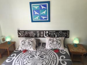 Bora Faretai love, Apartmanok  Bora Bora - big - 29