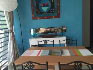 Bora Faretai love, Apartmanok  Bora Bora - big - 22
