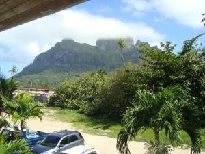 Bora Faretai love, Apartmanok  Bora Bora - big - 25