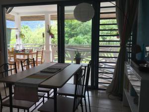 Bora Faretai love, Apartmanok  Bora Bora - big - 26