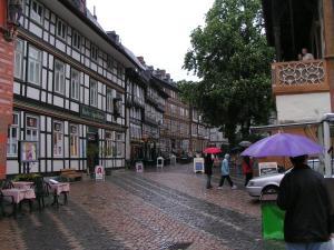 Ferienwohnung Foppe, Apartmanok  Bad Harzburg - big - 23