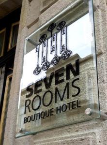 Бутик-Отель Seven Rooms - фото 11