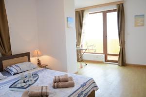 Balchik Amazing Sea View, Appartamenti  Balchik - big - 48