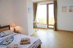 Balchik Amazing Sea View, Appartamenti  Balchik - big - 77