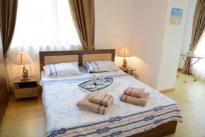 Balchik Amazing Sea View, Appartamenti  Balchik - big - 80