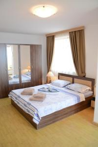 Balchik Amazing Sea View, Appartamenti  Balchik - big - 81