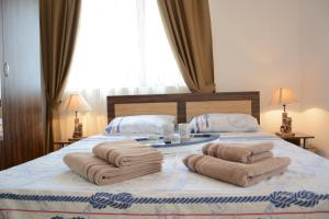 Balchik Amazing Sea View, Appartamenti  Balchik - big - 82