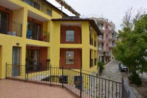 Balchik Amazing Sea View, Appartamenti  Balchik - big - 83
