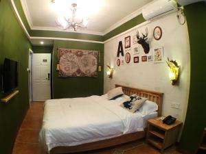 Sanya Xiamohuakai Seacoast Hostel
