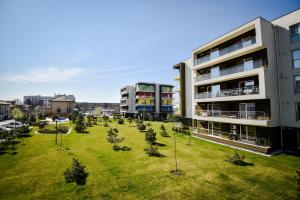 Airport Residence, Apartmány  Otopeni - big - 69
