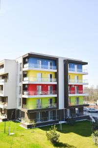 Airport Residence, Apartmány  Otopeni - big - 7