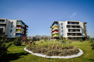 Airport Residence, Apartmány  Otopeni - big - 74