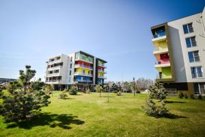 Airport Residence, Apartmány  Otopeni - big - 85