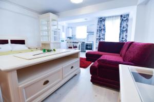 Airport Residence, Apartmány  Otopeni - big - 54
