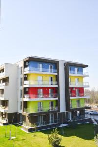 Airport Residence, Apartmány  Otopeni - big - 77