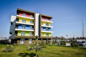 Airport Residence, Apartmány  Otopeni - big - 51