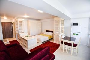 Airport Residence, Apartmány  Otopeni - big - 40