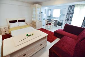 Airport Residence, Apartmány  Otopeni - big - 10