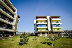 Airport Residence, Apartmány  Otopeni - big - 83