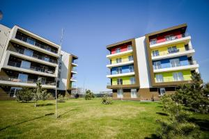 Airport Residence, Apartmány  Otopeni - big - 62