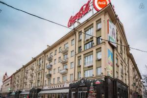 Апартаменты Ольга студия на Независимости - фото 10