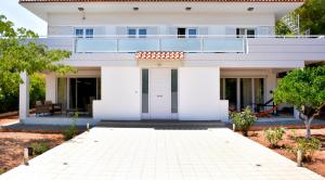 Pine Villa, Дома для отпуска  Selínia - big - 8