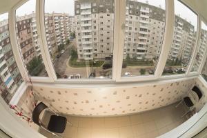 Krasstalker on Vodopianova 2а, Ferienwohnungen  Krasnoyarsk - big - 17