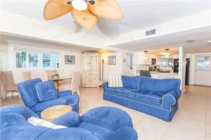 Paradise Ocean, Дома для отпуска  Vilano Beach - big - 5