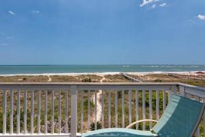 Paradise Ocean, Дома для отпуска  Vilano Beach - big - 22