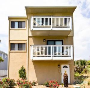 Paradise Ocean, Dovolenkové domy  Vilano Beach - big - 36