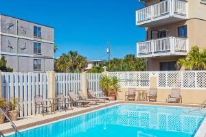 Paradise Ocean, Дома для отпуска  Vilano Beach - big - 40