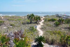 Paradise Ocean, Дома для отпуска  Vilano Beach - big - 44