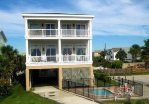 Pirate's Paradise, Prázdninové domy  Vilano Beach - big - 29