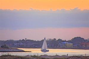 Pirate's Paradise, Prázdninové domy  Vilano Beach - big - 33