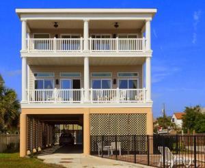 Pirate's Paradise, Prázdninové domy  Vilano Beach - big - 36
